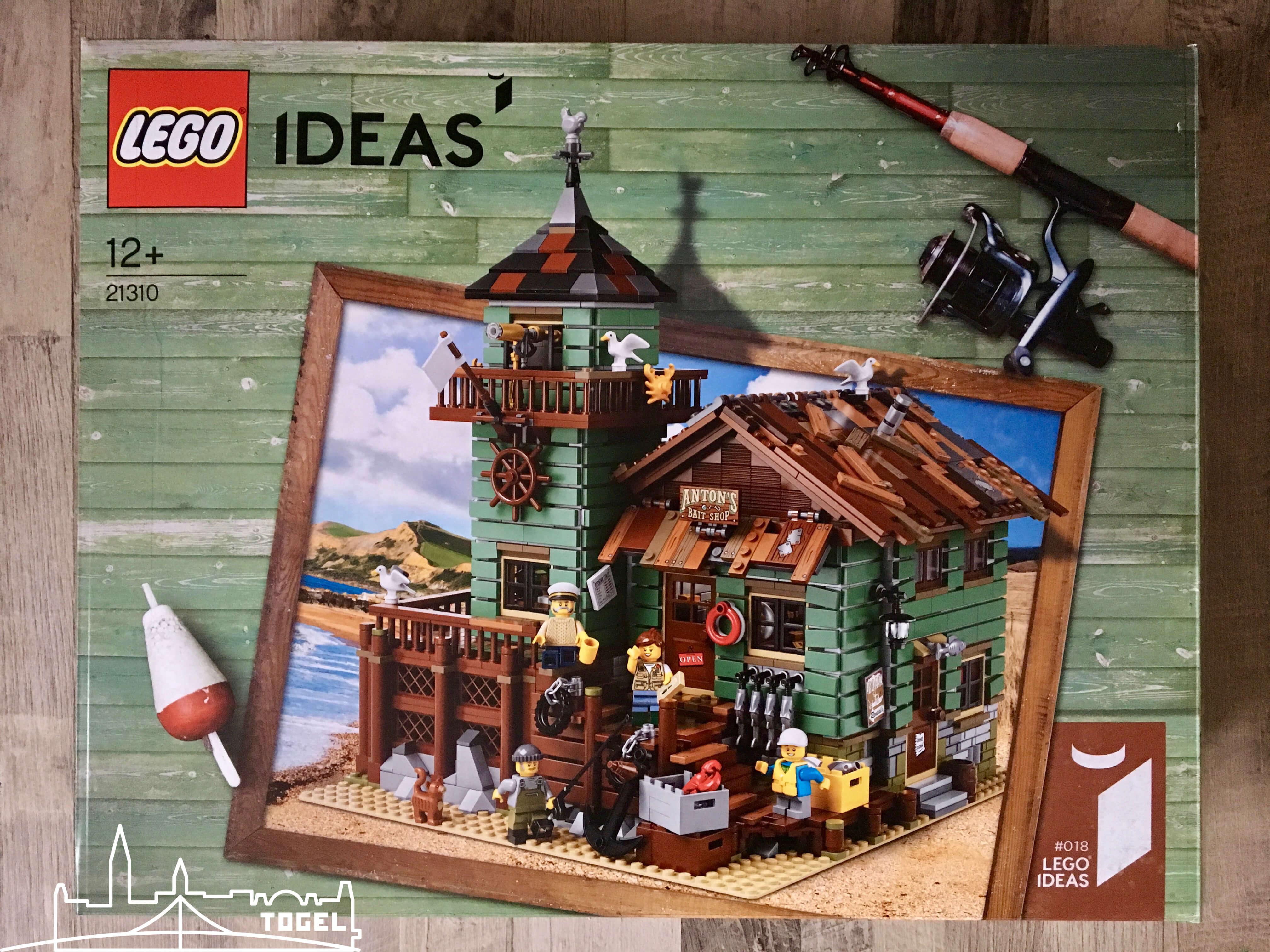 Lego Ideas Alter Angelladen Old fishing Store 21310 zählt zu den 5 besten Lego Sets 2017