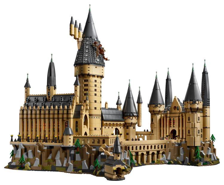 Das Lego Harry Potter Schloss Hogwarts 71043 zählt zu den 5 besten Lego Sets 2018.