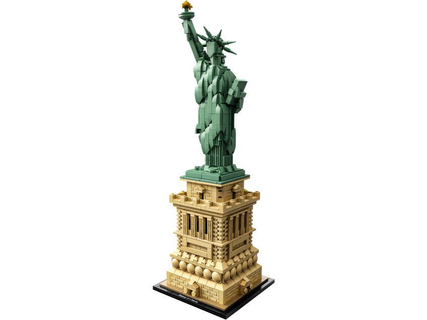 Lego Architecture Freiheitsstatue 21042 zählt zu den 5 besten Lego Sets 2018.